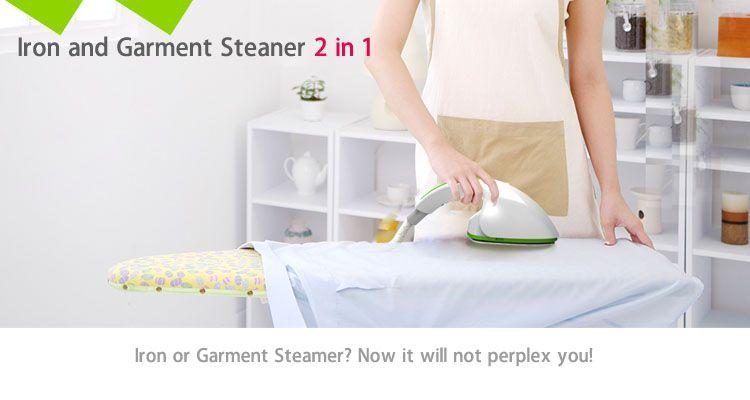 Garment Steamer (PT-GSN01A)