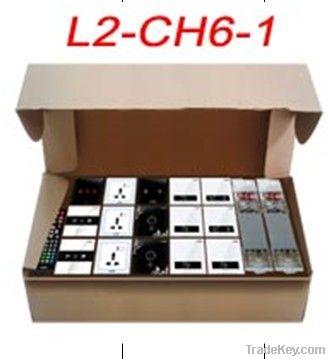 Lanbon remote control smart home kit, totally free setting