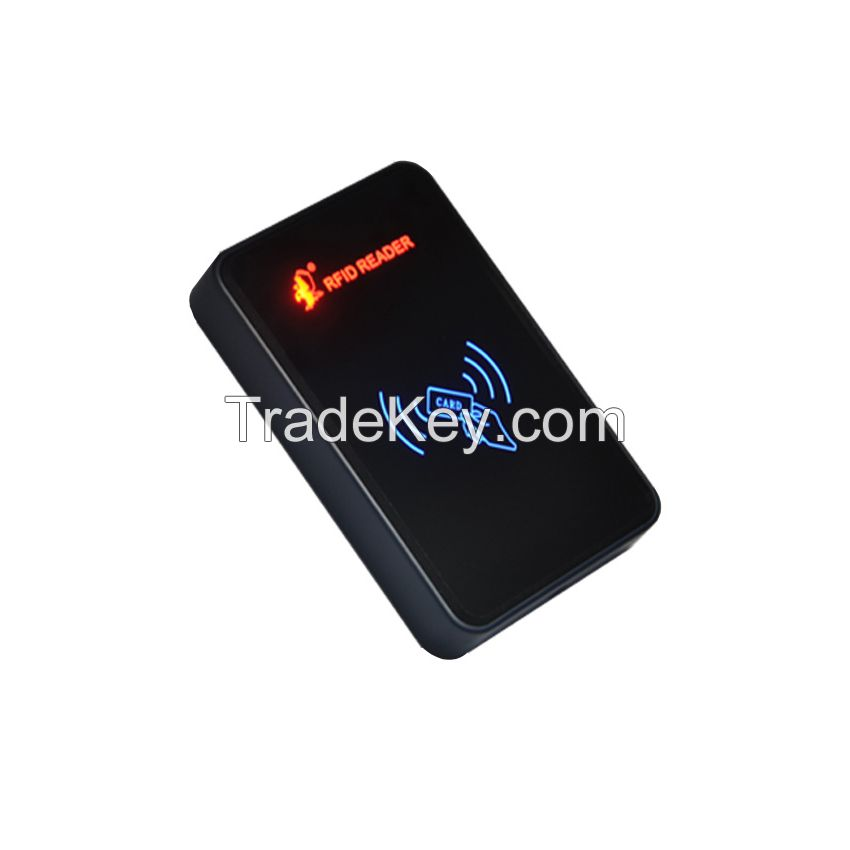 Double Frequency RFID Reader