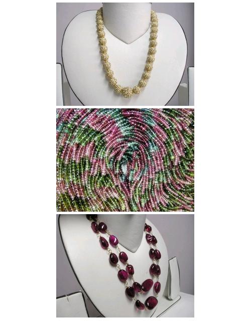 Precious & Semi-Precious Beads