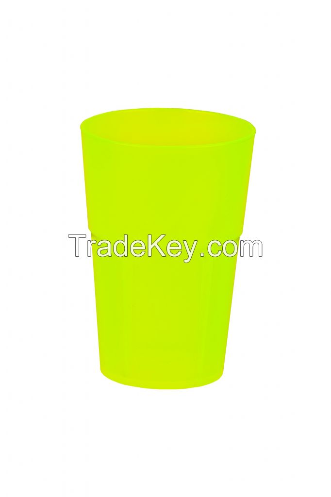 Mojito Design 50Cl PP or Tritan Cocktail glass 100% Made in Italy (available also fluo or glow in the dark)