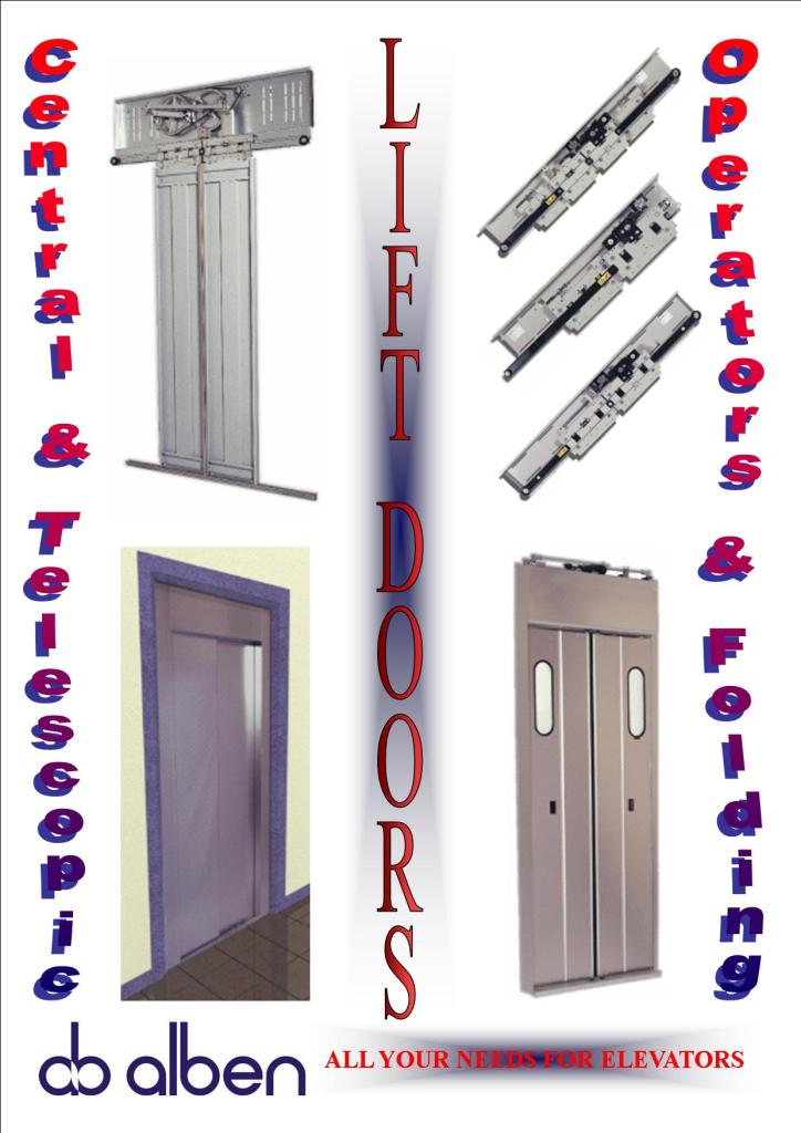 Lift Doors (Automatic & Folding)