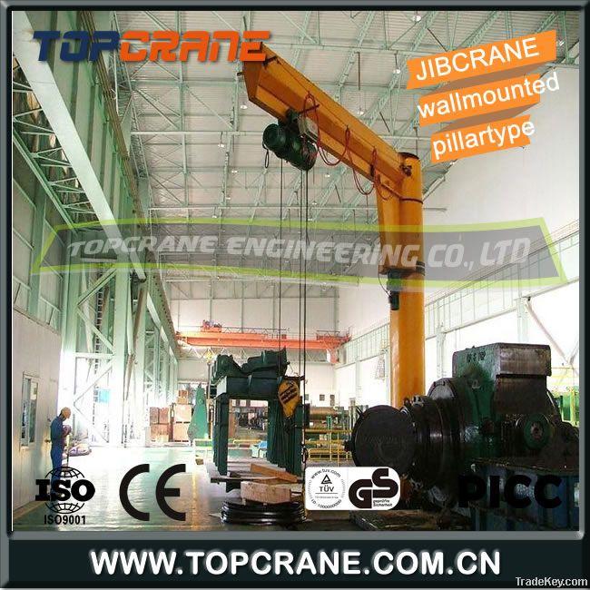 Floor mounted Jib crane 3ton 4ton 5ton 10ton