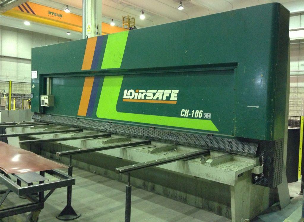 SHEARING MACHINE LOIRESAFE CH106