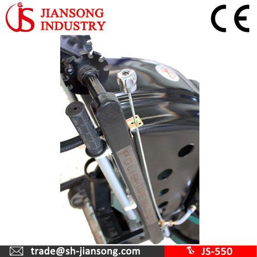 JS-550 dual heads floor grinder concrete