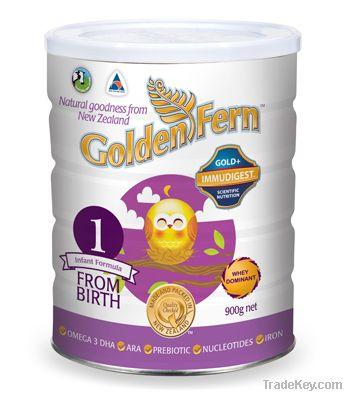 Golden Fern Step 1 - Infant Formular (0-6 months)