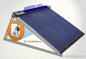 Solar water heater DRAIN-BACK