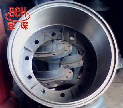 FUWA truck brake drum