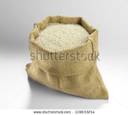 Jute Bag for Rice Packaging