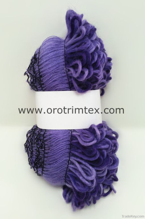 LoopYarn/For Hand knitting/For scarves