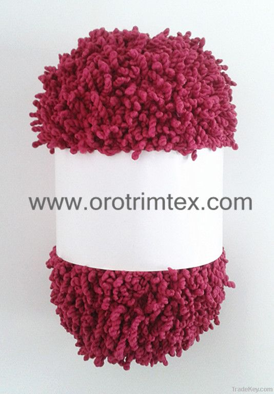 Loop Yarn/For Hand knitting/For scarves