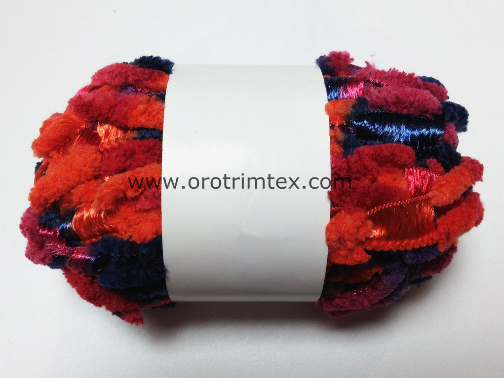 Ladder Yarn/For Hand knitting/For scarves