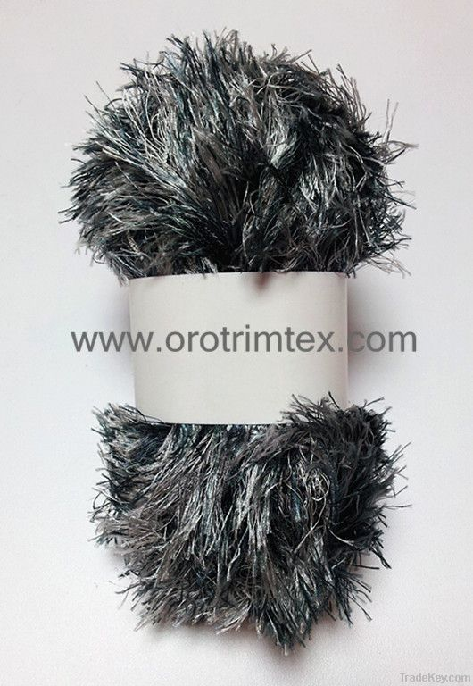 Feather Yarn (For Hand Knitting and Scarves)