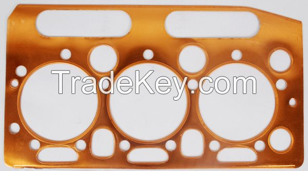 Gaskets for all industry, Rubber