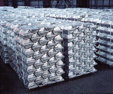 Aliminium Ingots 99.7%