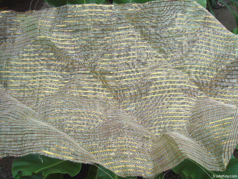 Abaca woven