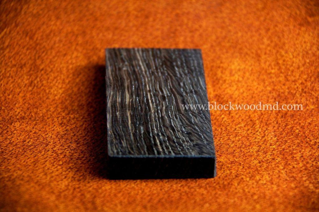 Bog Oak (bogwood) black material for different ideas.