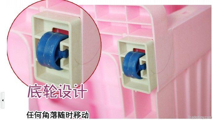 Plastic Filing Cabinet/Storage Cabinet