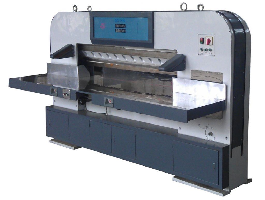 Digital Display Hydraulic Economical Paper Cutting Machine (QZY1450)