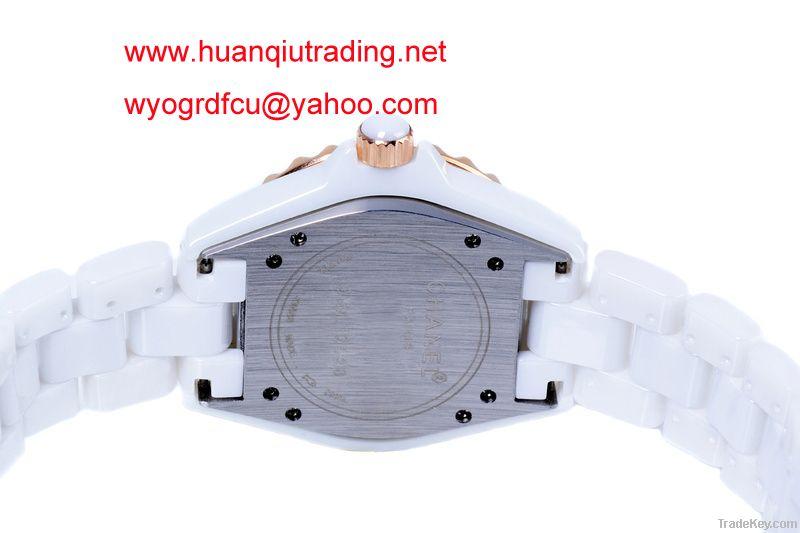 Top grade watches fashion J12 series 33 mm ceramic quartz