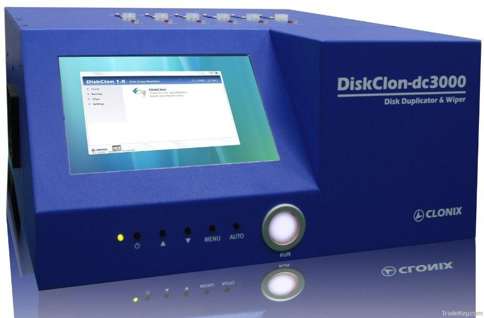 HDD/SSD duplicator and wiper