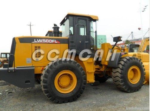 XCMG loader LW500FL
