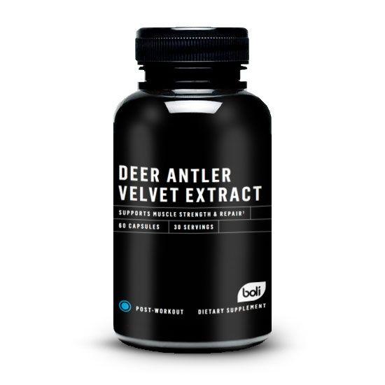 Deer Antler Velvet Extract Capsules