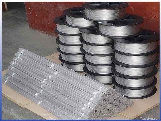 titanium part