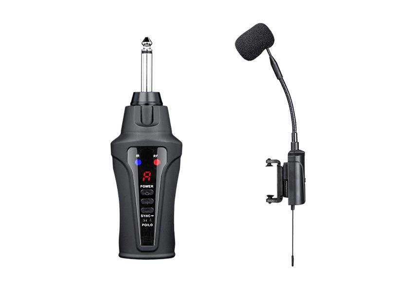 VT-5   Wireless microphone for Violin