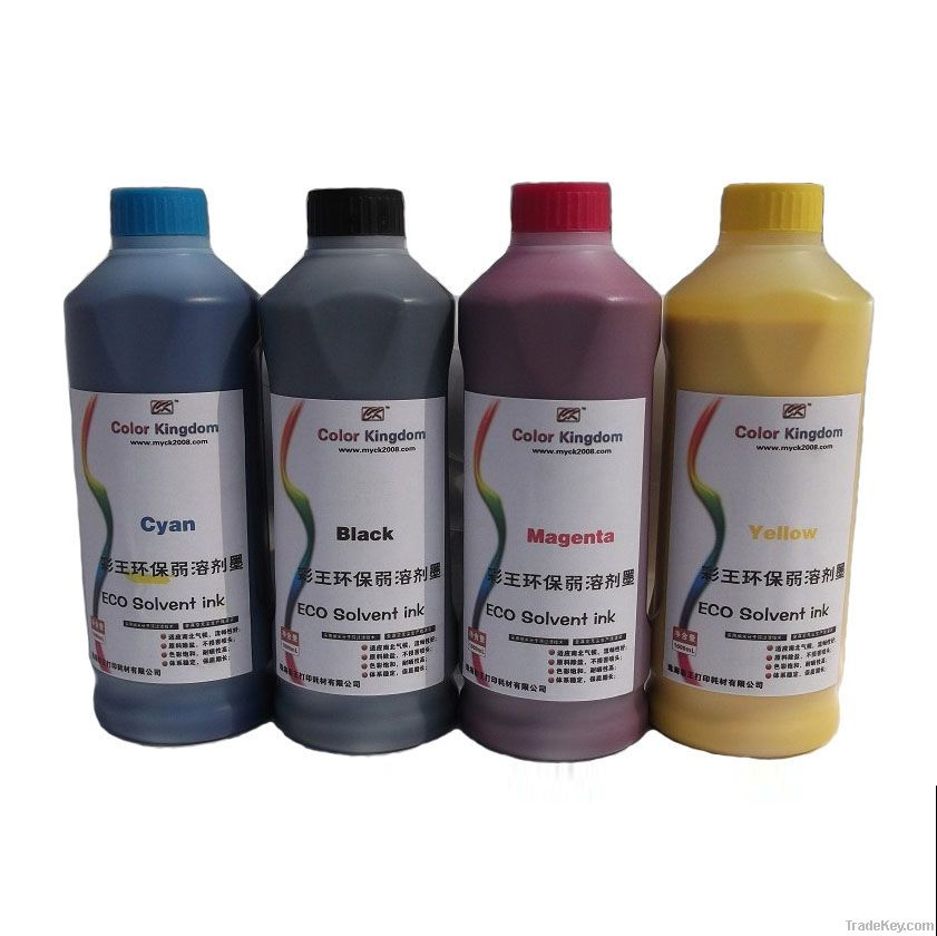 solvent ink for Mutoh printers