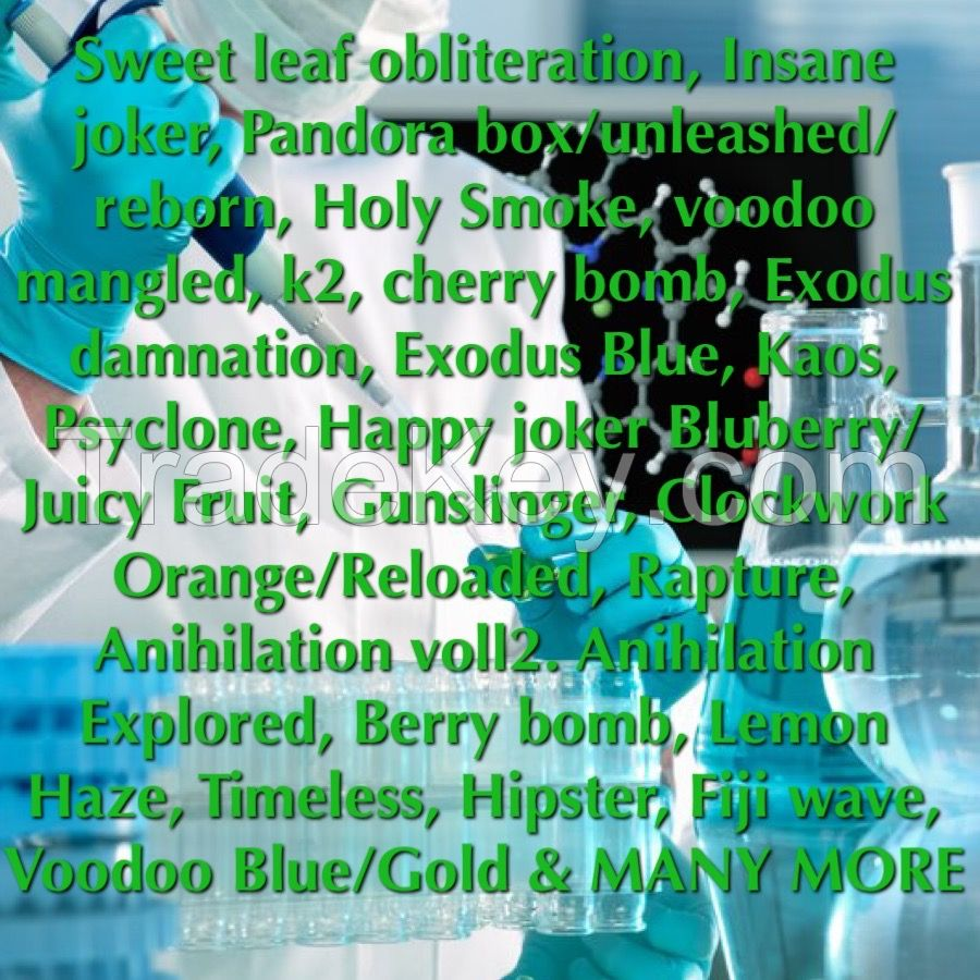 Sweet leaf obliteration Herbal incense spice wholesale By