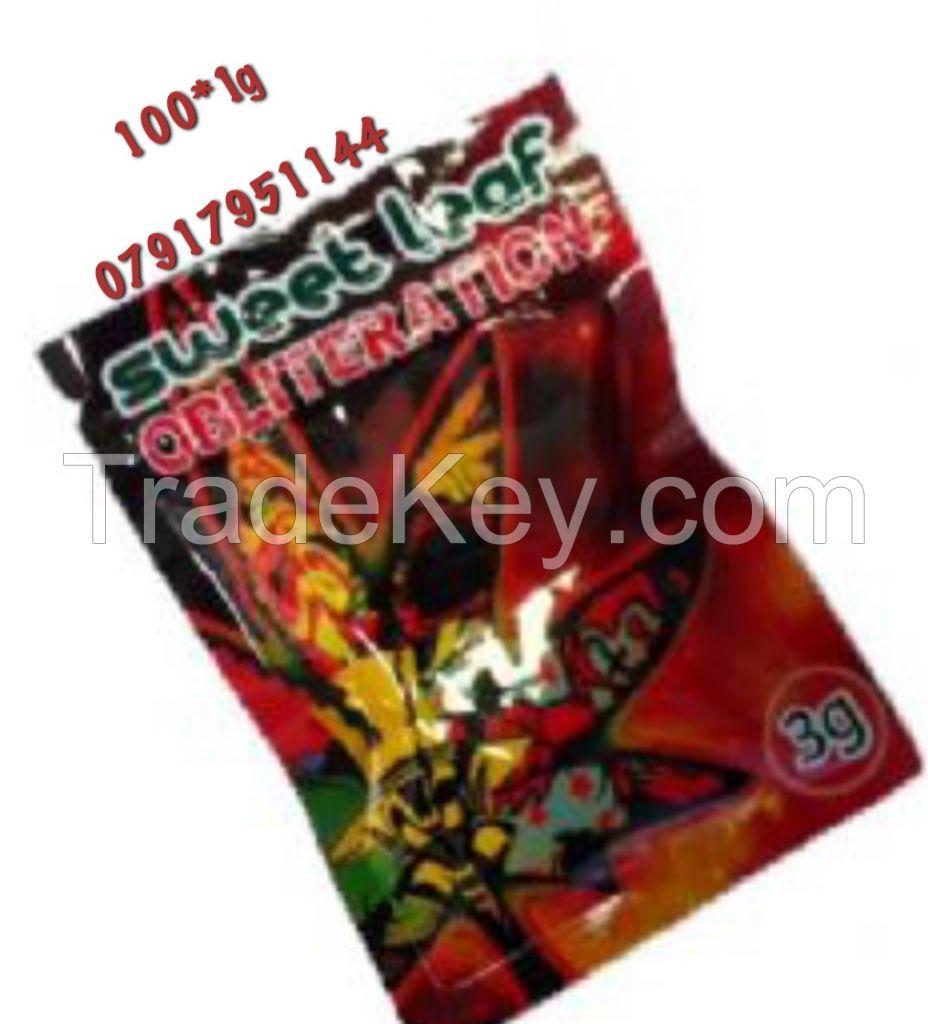 Sweet leaf obliteration Herbal incense spice wholesale