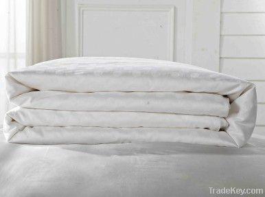 100% washable silk comforter