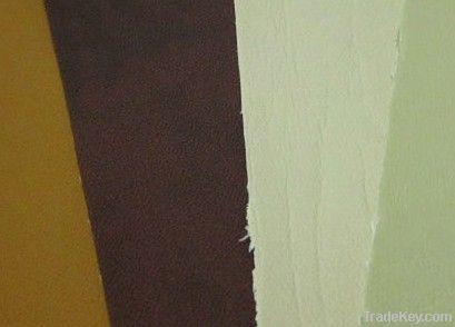 synthetic pu shoe lining