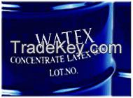 Latex Concentrated