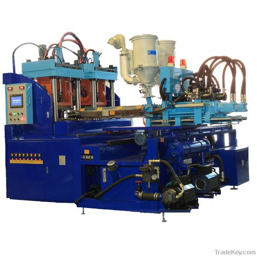 Servo Fixed Injection Molding Machine