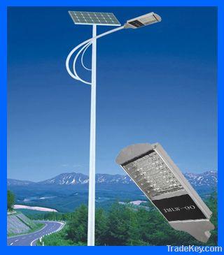 street lighting pole solar street light solar lamp