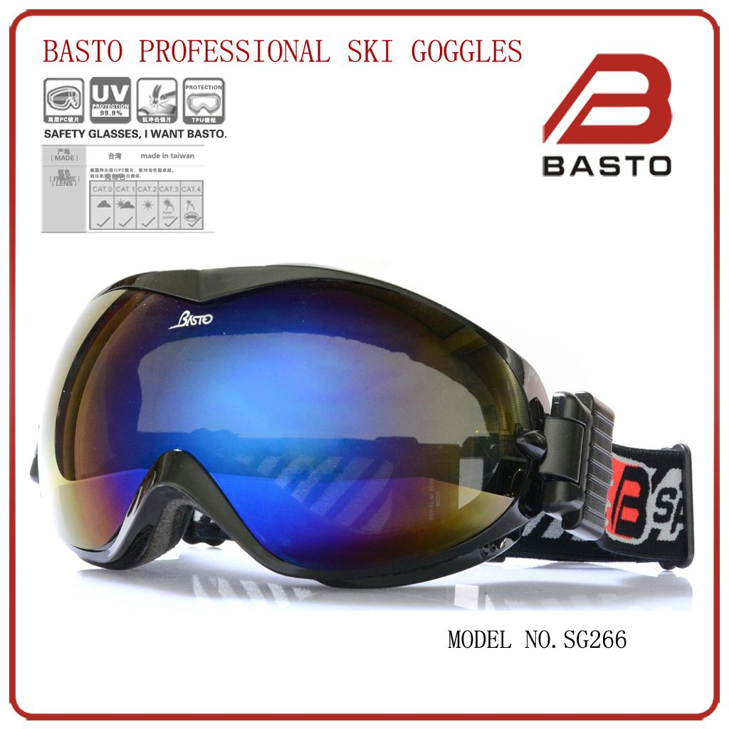 New arrival CE snow goggles