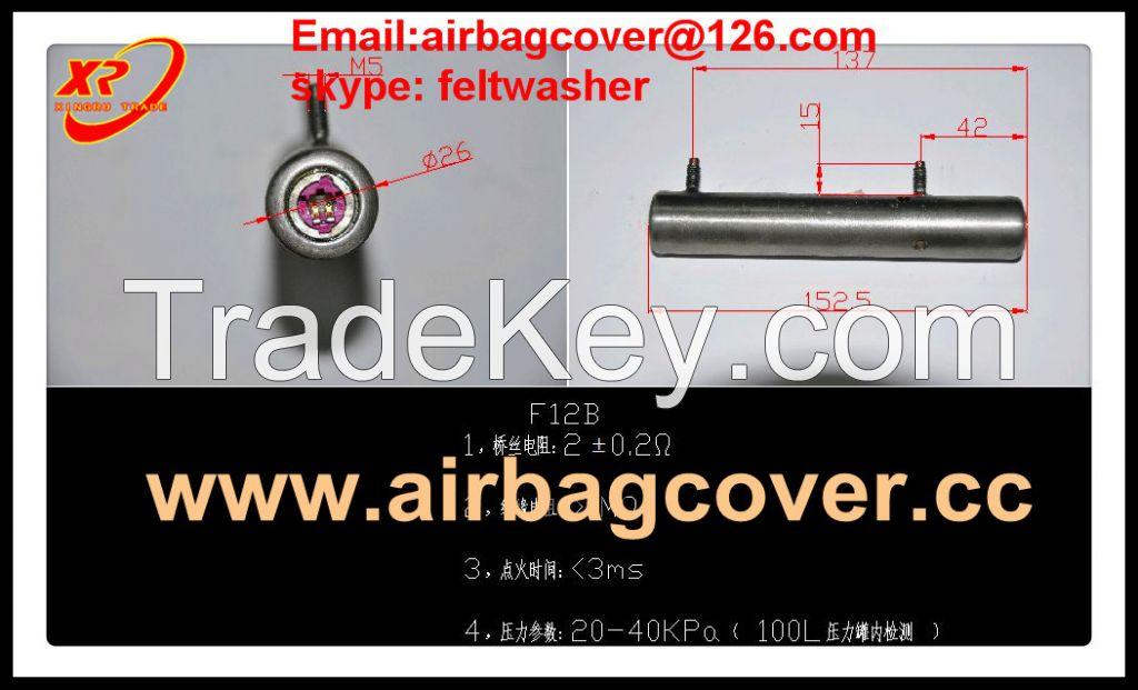 airbag covers / airbag parts/ airbag gas generators