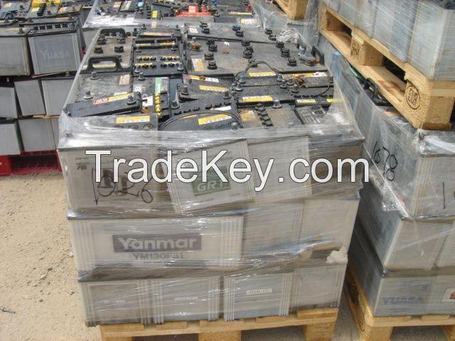 Car and Truck Battery Scrap