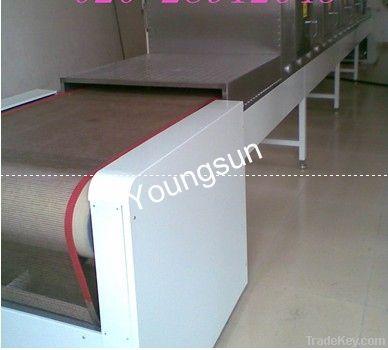 Teflon PTFE Coated Fiberglass Open Mesh Conveyor Belt