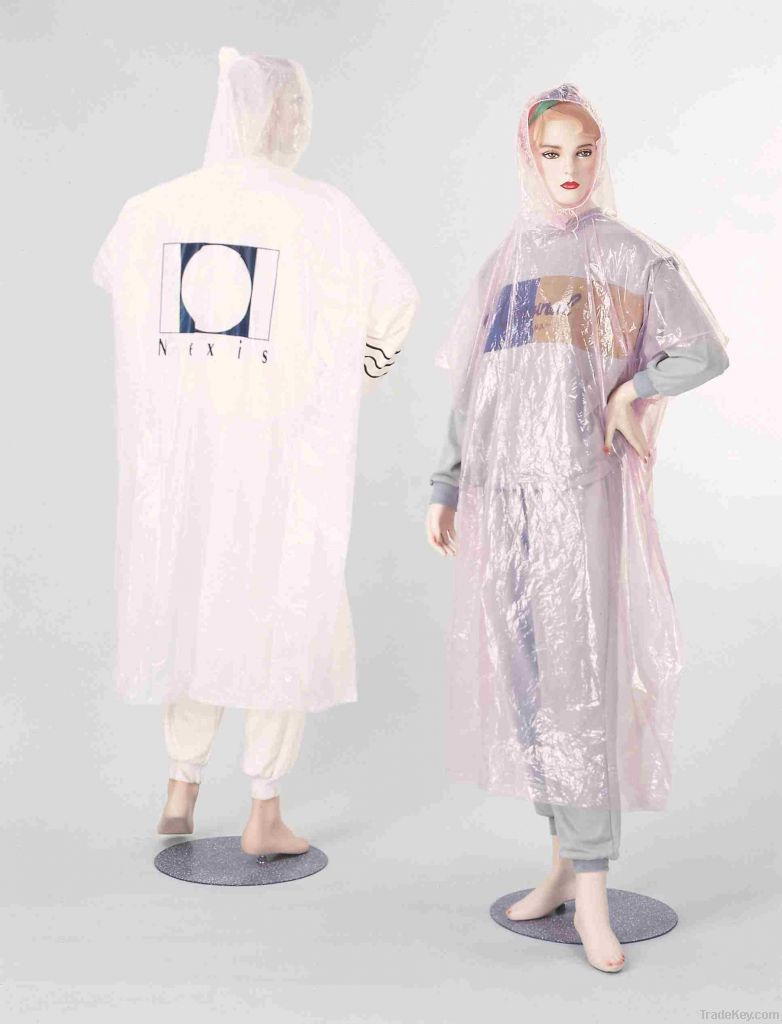 PE Raincoat