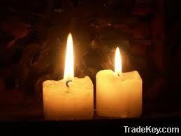 white light paraffin