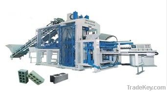 Brick Making Machine Line Qy8-40 High Quality Low Cost Full Automatic