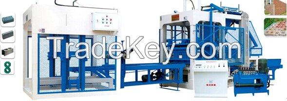 Good Quality Brick Making Machine QY10-50  With Best Price