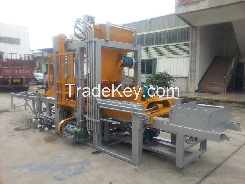 Brick Making Machine CE ISO Certificated  QY3 for Sale
