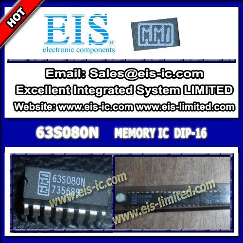63S080N - IC Memory IC PROM 32x8 DIP-16