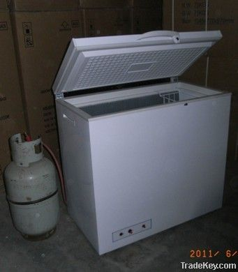 XD-200 Gas deep chest freezer
