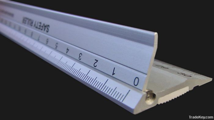 Safety Cutting Ruler