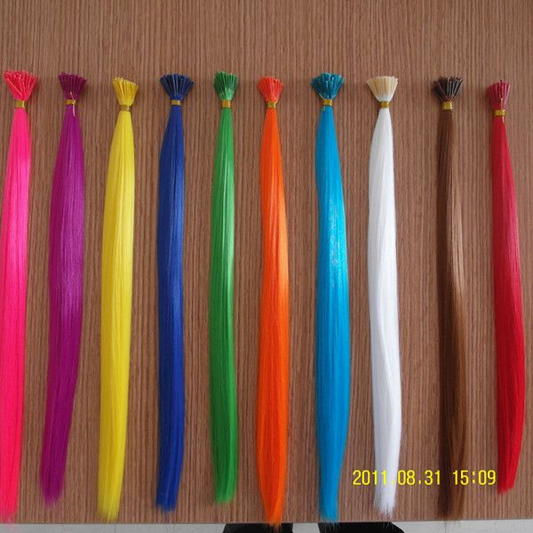 I-tip pre-bonded hair extension